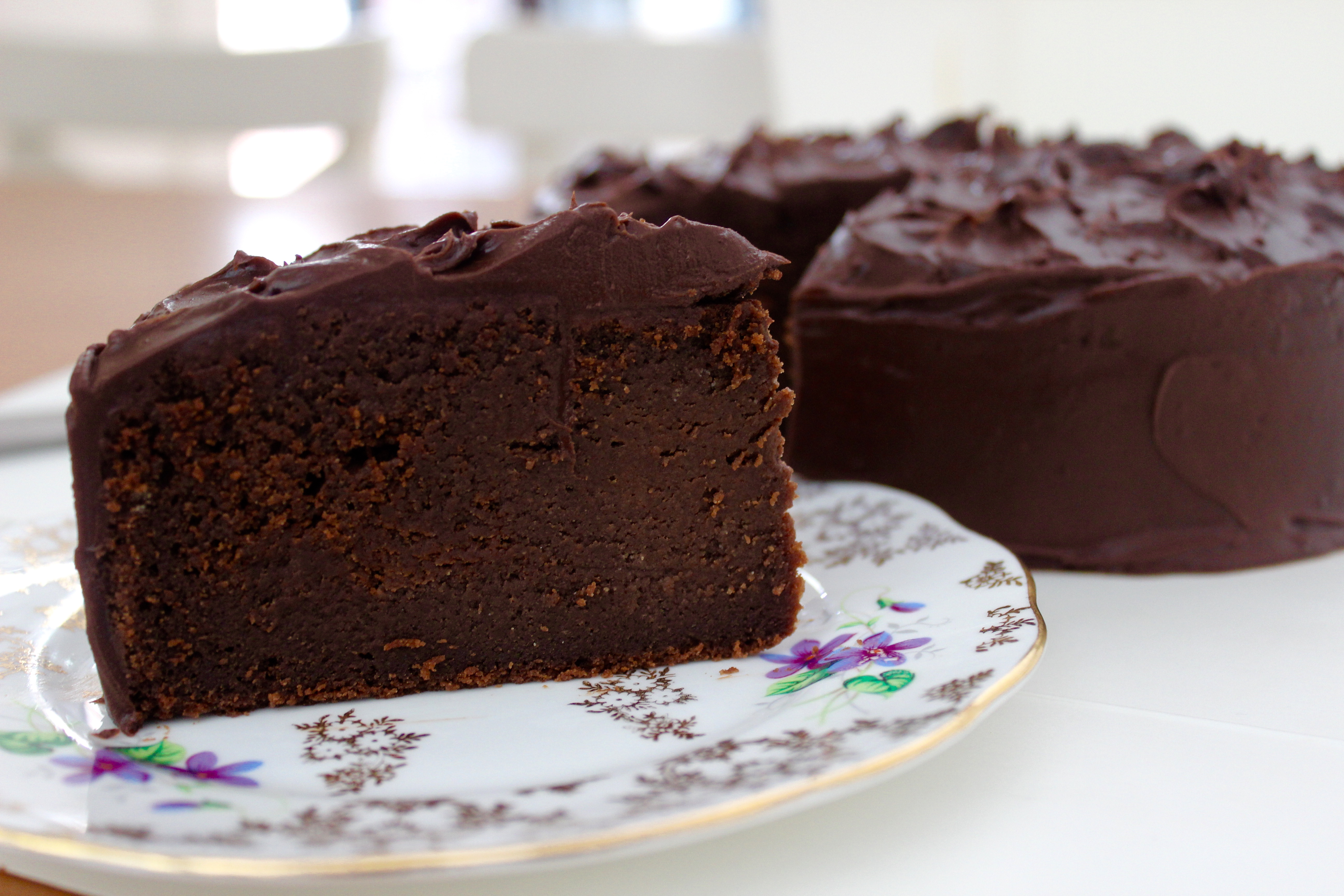 The Very Muddy Mud Cake Cook Fast Eat Slow
