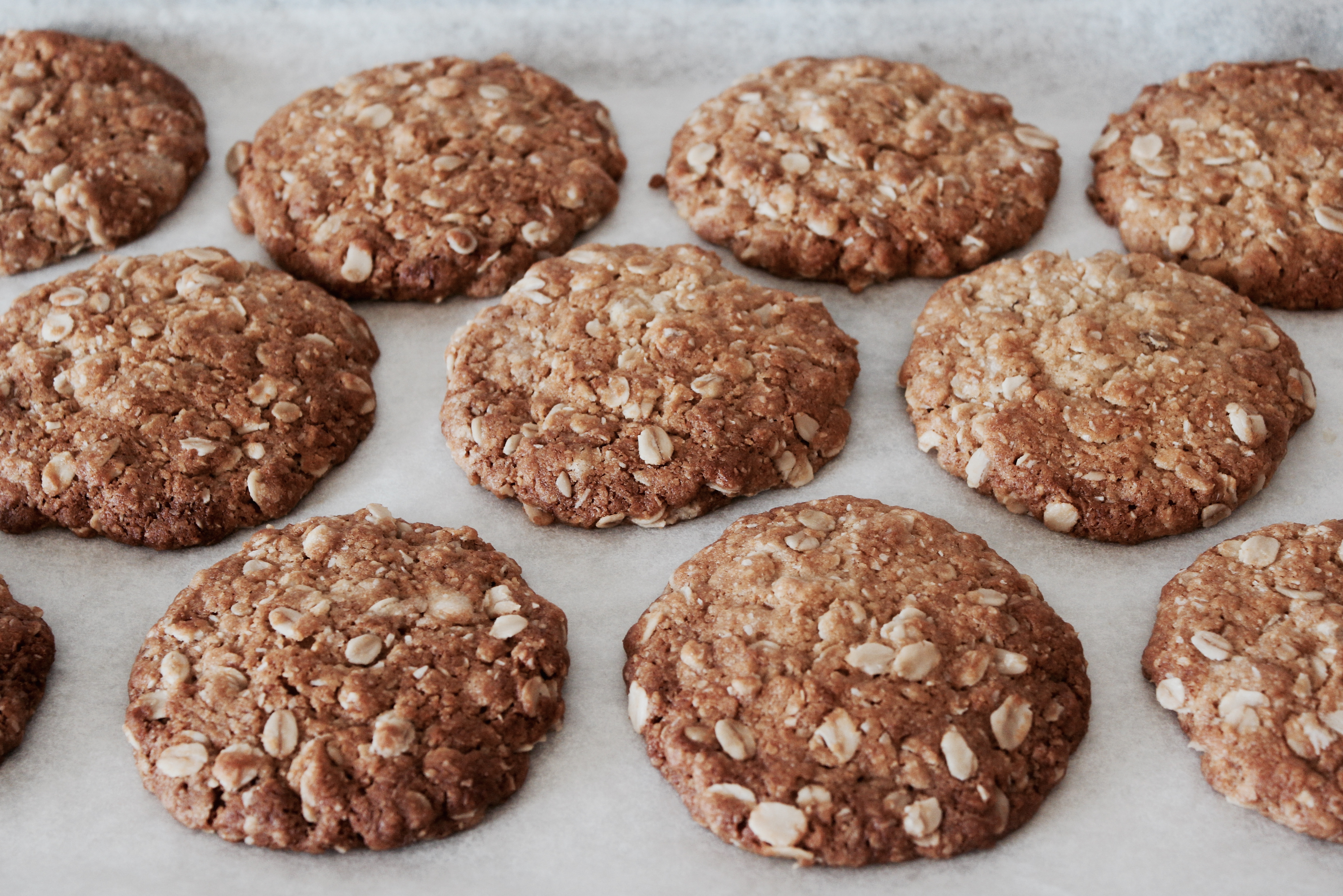 Anzac Biscuits Cook Fast Eat Slow